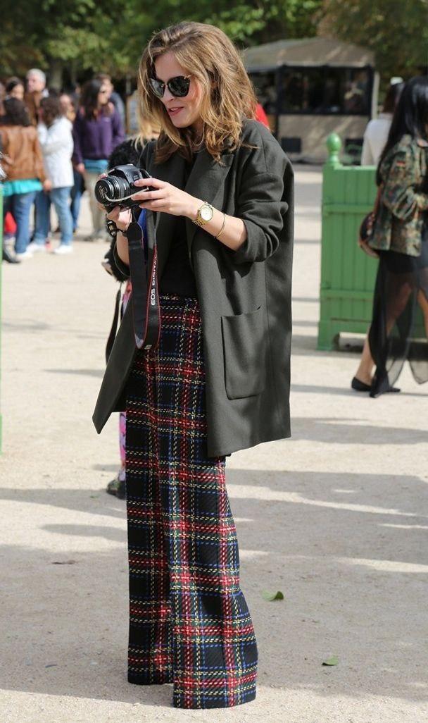 С чем носить брюки-палаццо: 6 идей для самого женственного тренда