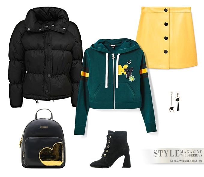 Кожаная мода: 5 образов, которые сделают стиль выразительным