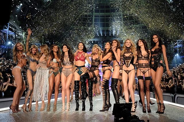 Что делают модели перед шоу Victoria's Secret: 8 секретов красоты
