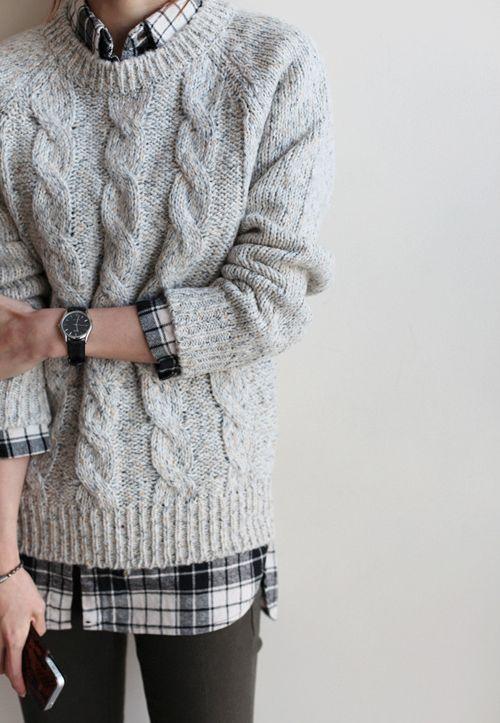 Холода на пороге: 8 модных осенне-зимних образов с джемперами