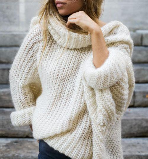 Модный свитер на зиму: на что обратить внимание в этом сезоне