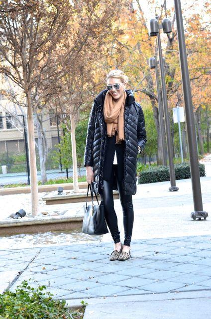 Модный пуховик: 15 свежих идей для осенне-зимнего сезона