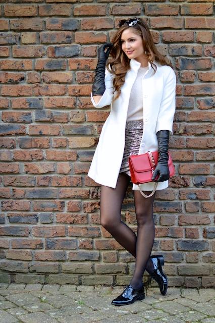 Длинные перчатки: 15 шикарных образов, которые стоит повторить