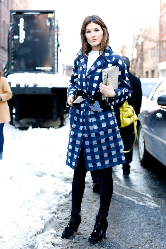 Зимние тенденции: 7 стильных образов в городском стиле