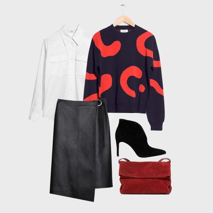 Офисная икона стиля: 5 ультра-модных образов для работы