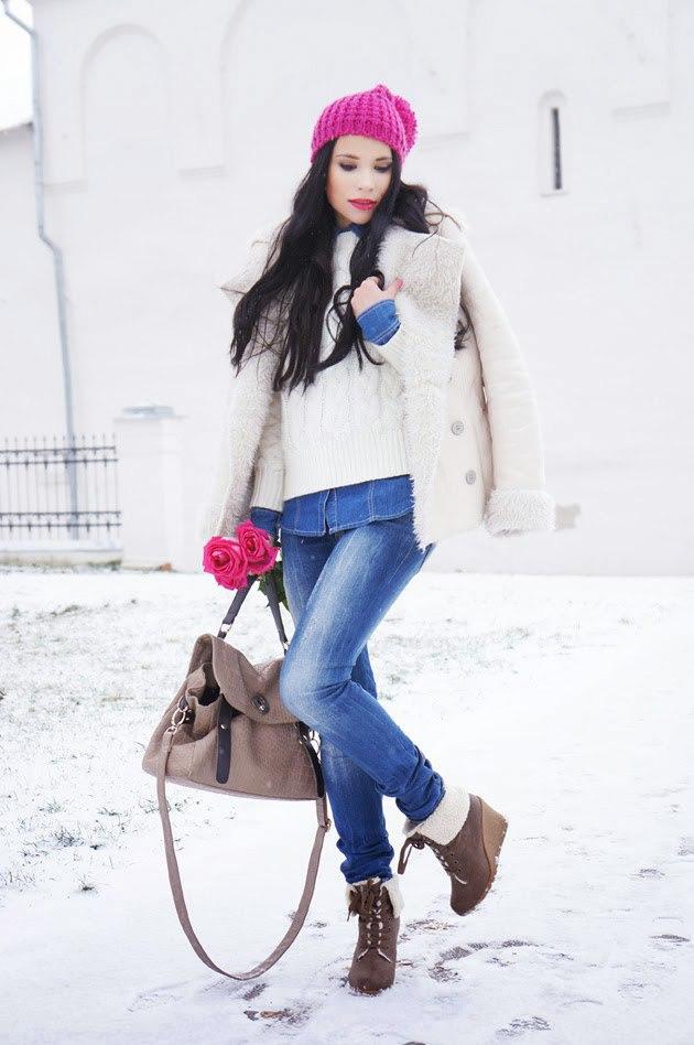Как одеться тепло и стильно зимой: 6 образов, которые сейчас в тренде