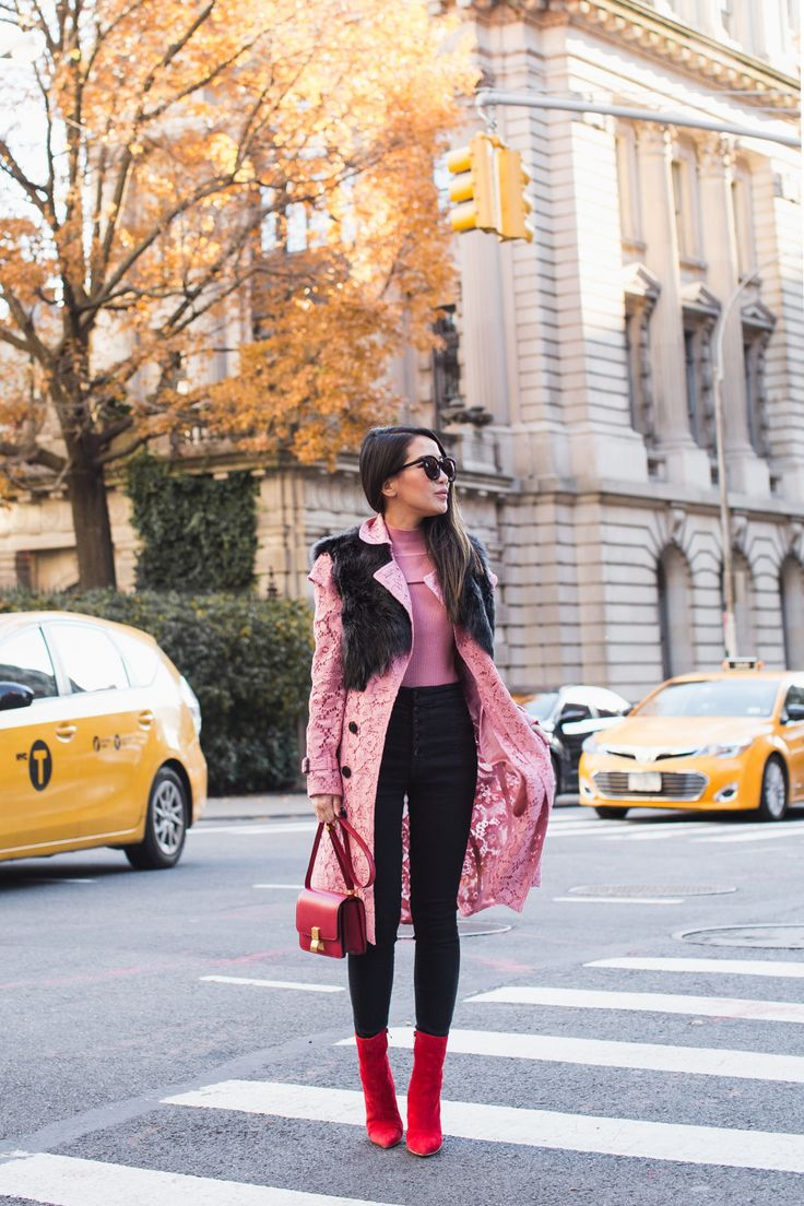 Как с помощью одежды казаться выше: 5 лайфхаков от блогера Wendy Nguyen