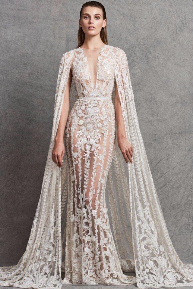 Сказка для принцессы: свадебная коллекция от Зухаира Мурада