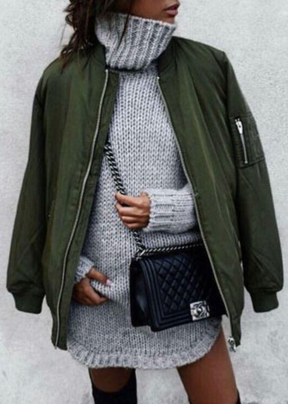 Мода по-январски: 6 теплых образов, которые не дадут замерзнуть