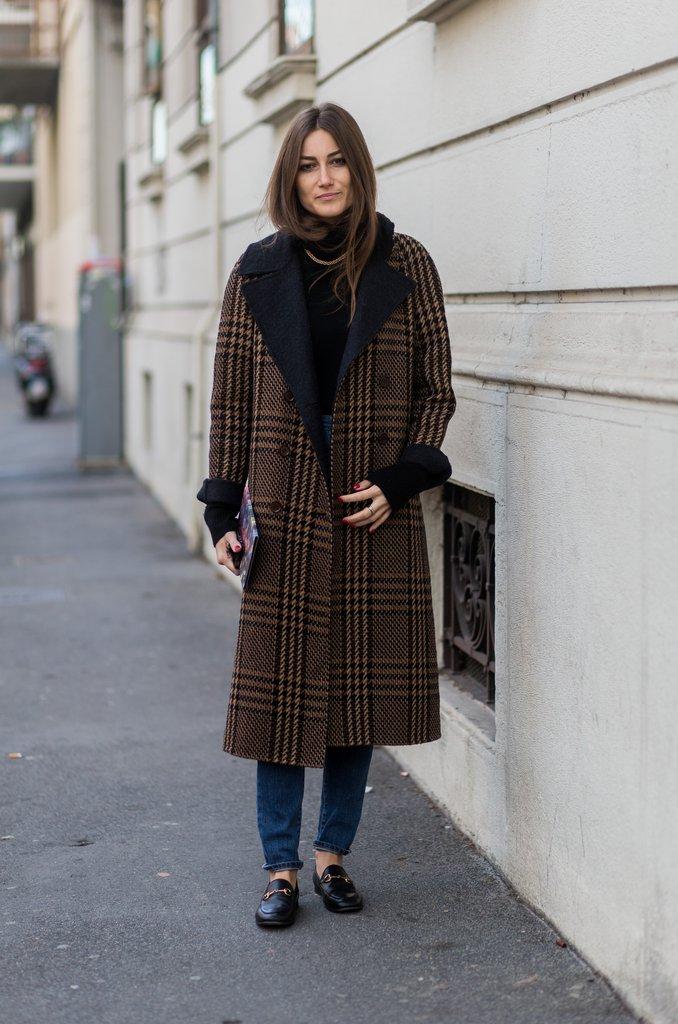 На встречу зиме: 7 свежих идей для стильных образов с пальто