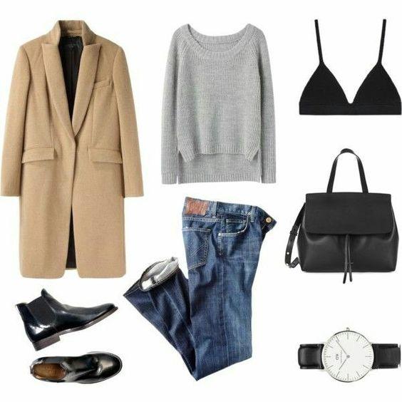 Свежие идеи на каждый день: 7 модных сетов с джинсами