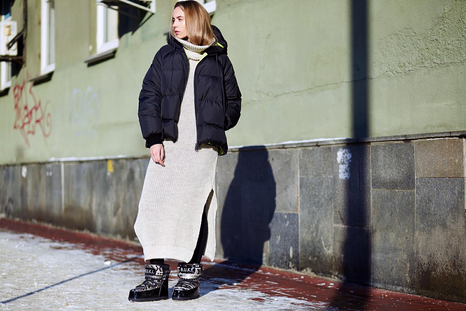Снова в тренде: 10 модных образов с уггами и мунбутами