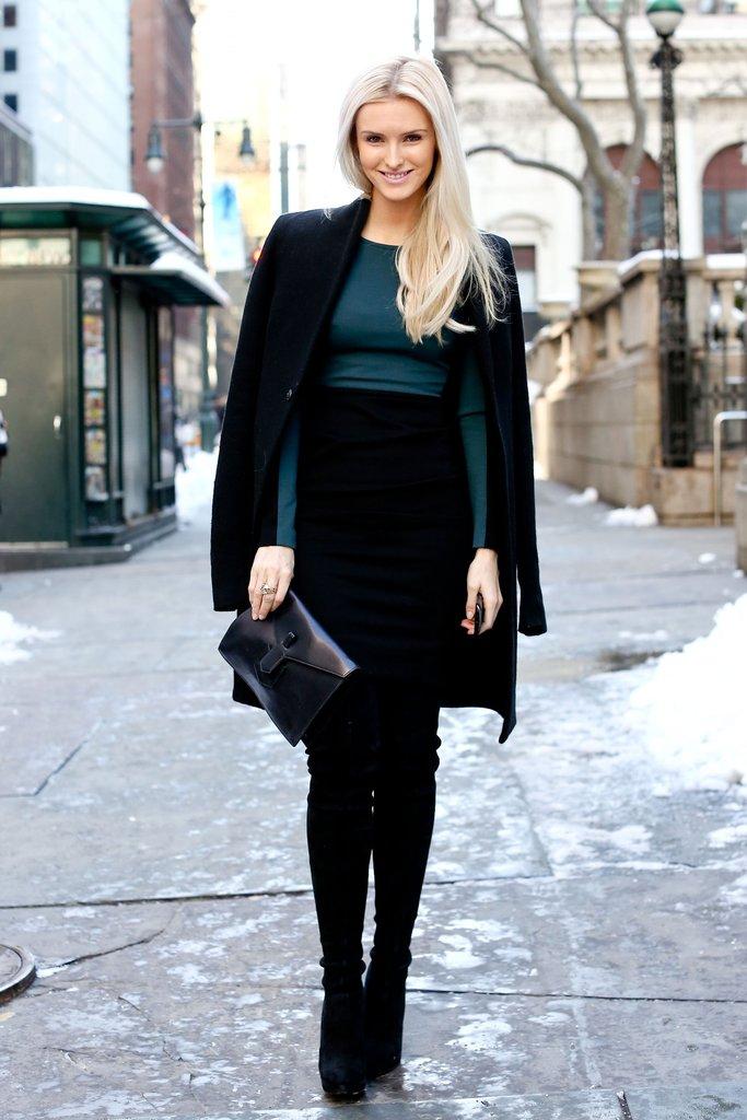 Что носить зимой: 7 эффектных образов с пальто