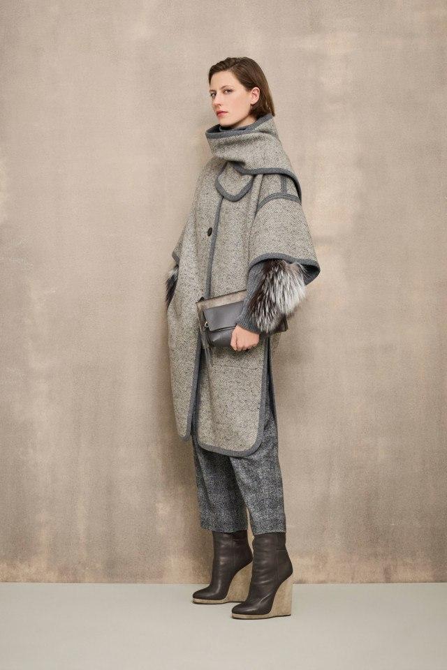 Итальянский бренд Agnona: 7 примеров, как одеться тепло и стильно