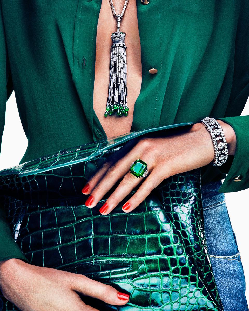 Восхитительный изумруд: 6 ультра-стильных образов в модном цвете