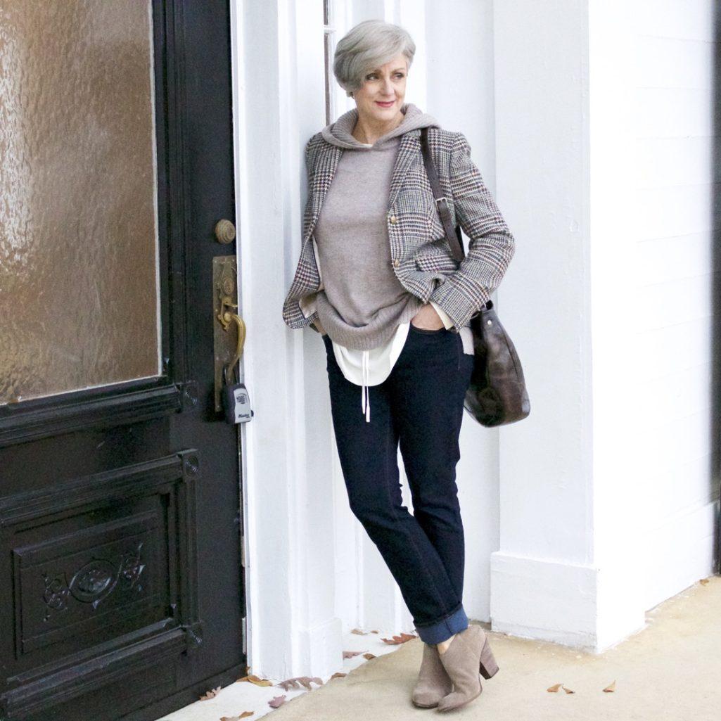 Если вам немного за 50: секреты стиля от фэшн-блогера Бет Джалали