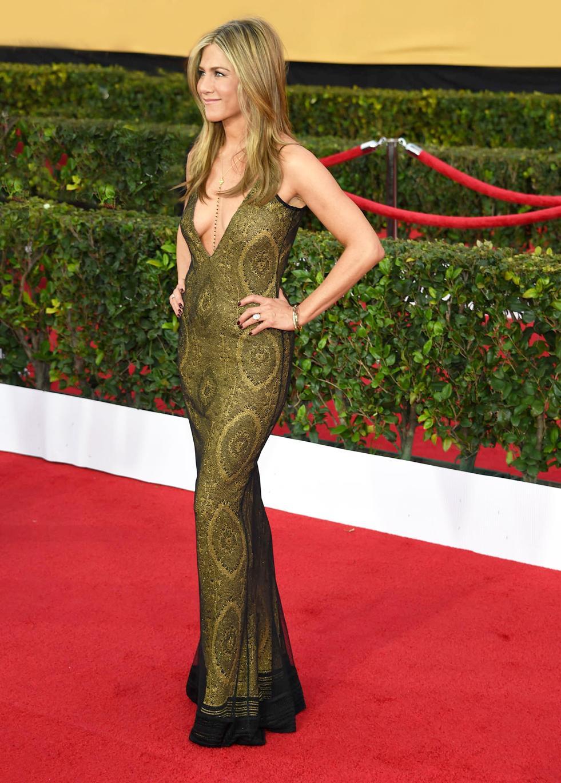 Формула соблазна от Дженнифер Энистон: 12 самых сексуальных образов актрисы
