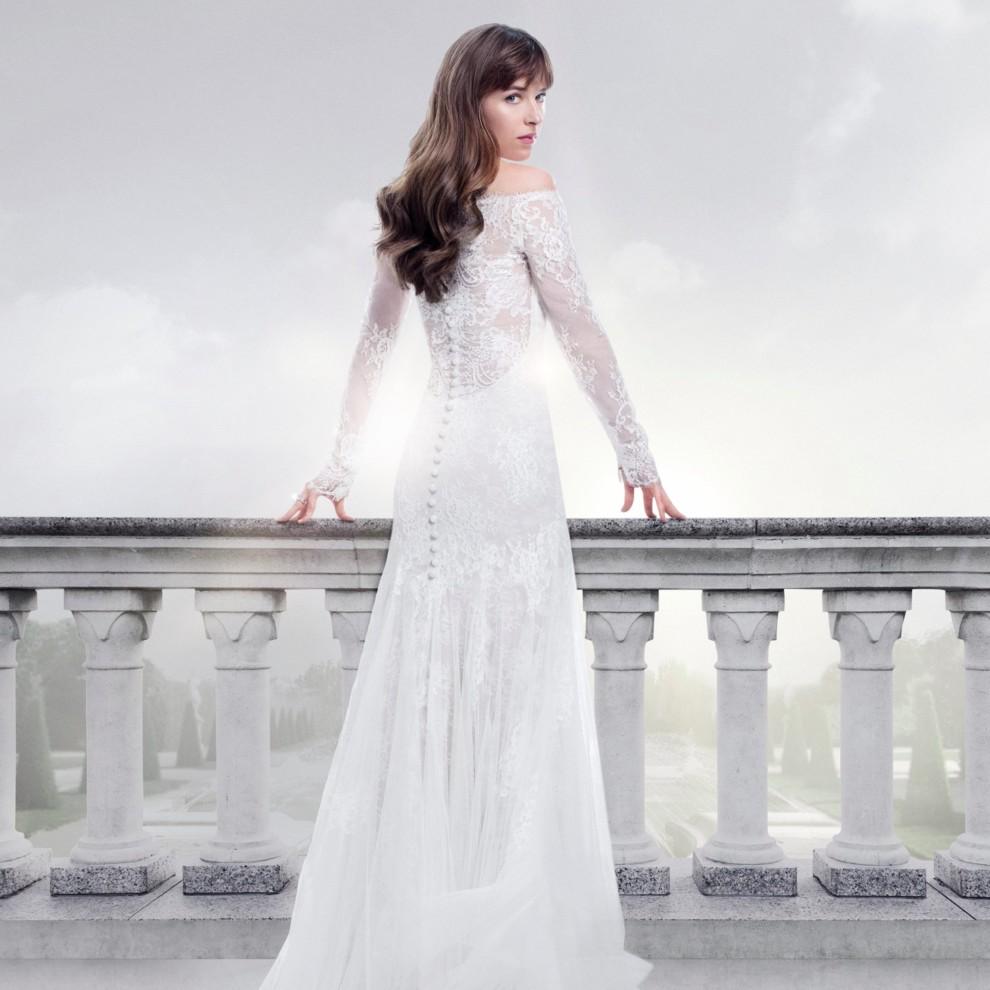 Эксклюзив для Анастейши Стил: все о подвенечном платье из 50 оттенков свободы