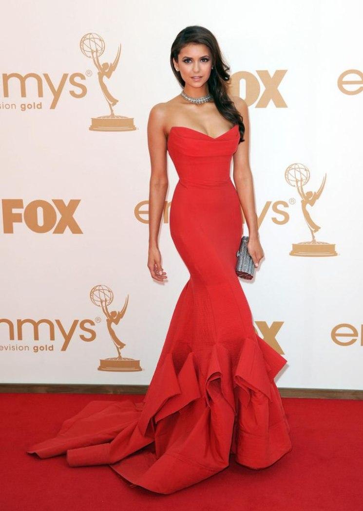 Образец для подражания: 8 шикарных платьев Нины Добрев на красной дорожке