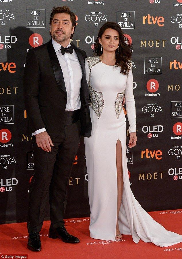 Испанские страсти: Пенелопа Круз с супругом порадовали ярким выходом