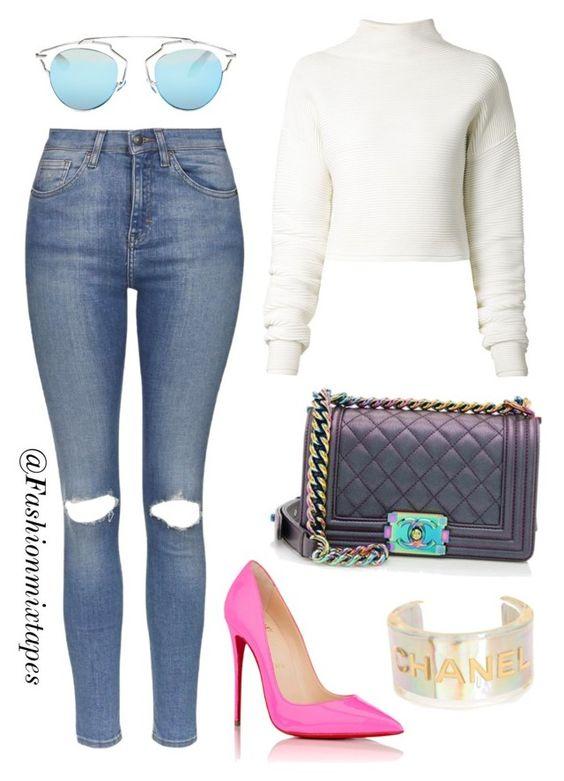 Модно и удобно: 10 идей, как внести в образ с джинсами — изюминку