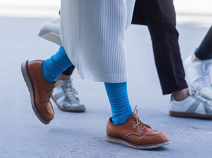 У носков свои правила: 6 тонкостей, чтобы не запутаться, согреться и быть стильной