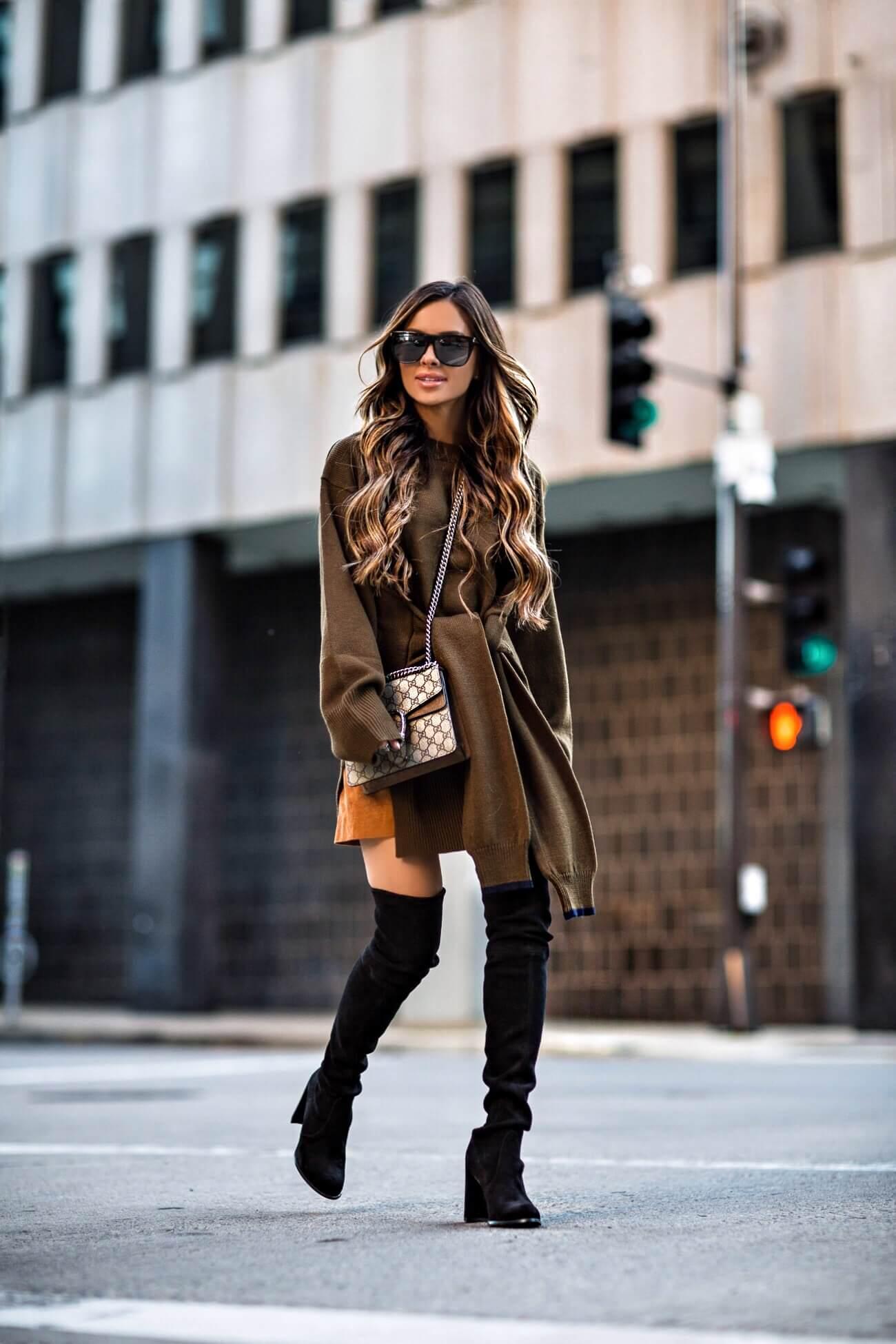Джинсы, пальто и сапоги: 8 подсказок, как быть стильной без серьезных затрат
