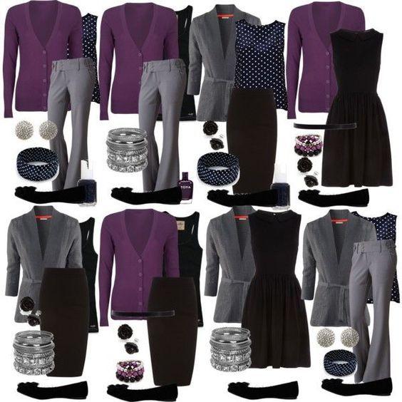 Как спасти стиль и сэкономить бюджет: 10 идей капсульного гардероба
