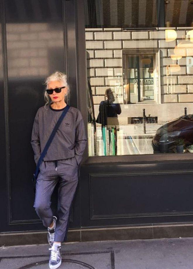 Как стать кумиром молодежи в 60 лет: секрет успеха Сары Джейн Адамс
