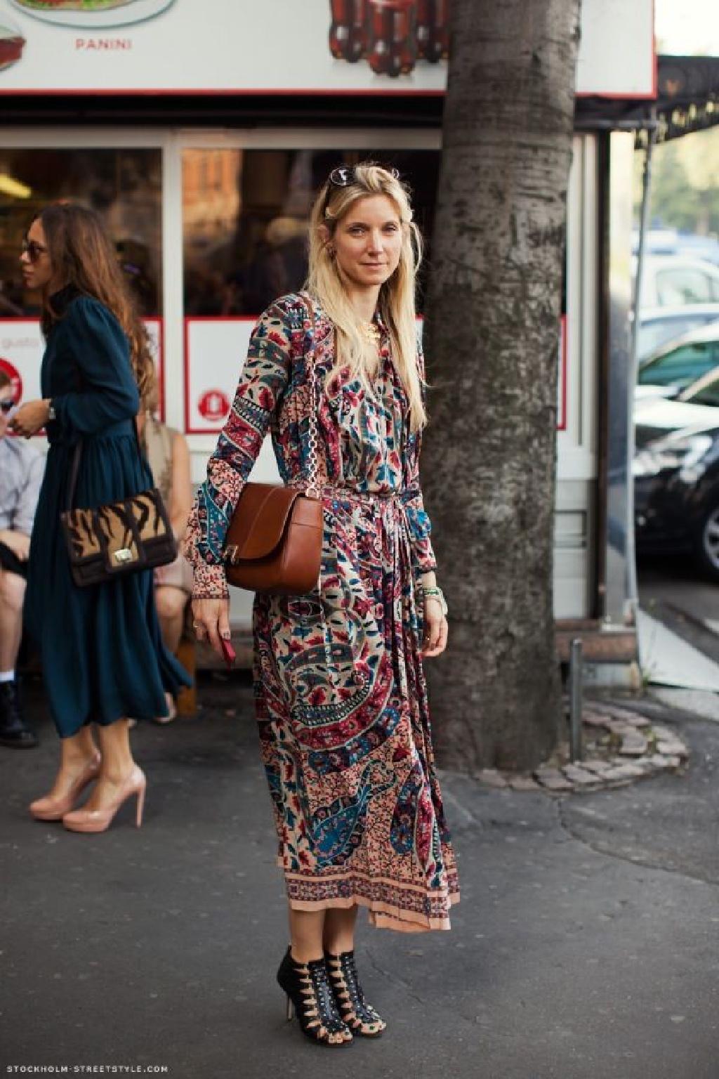 Какой принт — стройнит: 8 золотых правил в выборе одежды