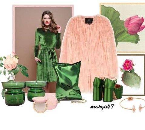 Добавь красок: 4 лучших цветовых сочетаний с зеленым цветом
