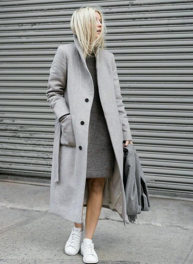 Курс на минимализм: 6 примеров, как одеться просто, но эффектно