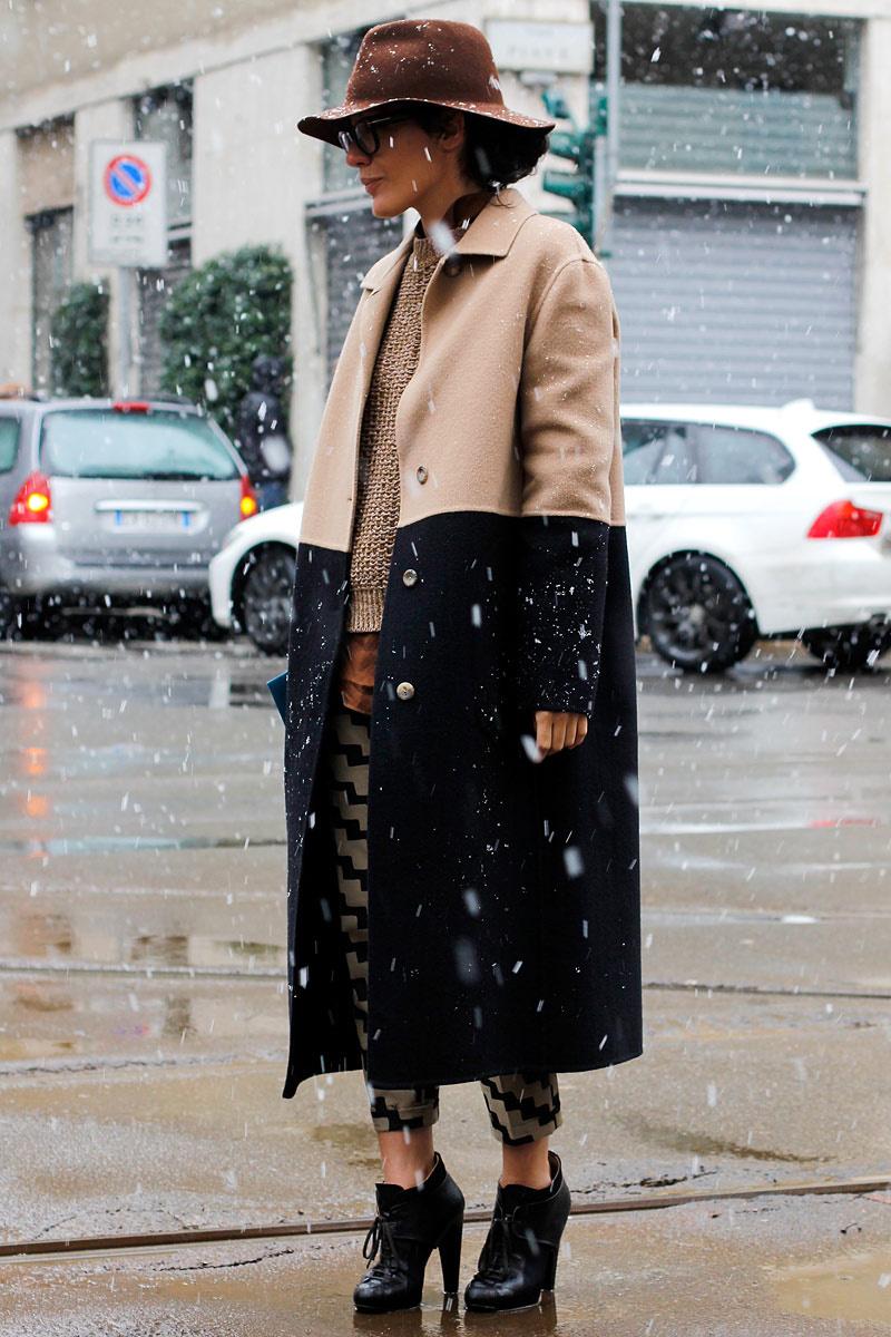 Как носить пальто зимой и не замерзнуть: 5 стильных лайфхаков