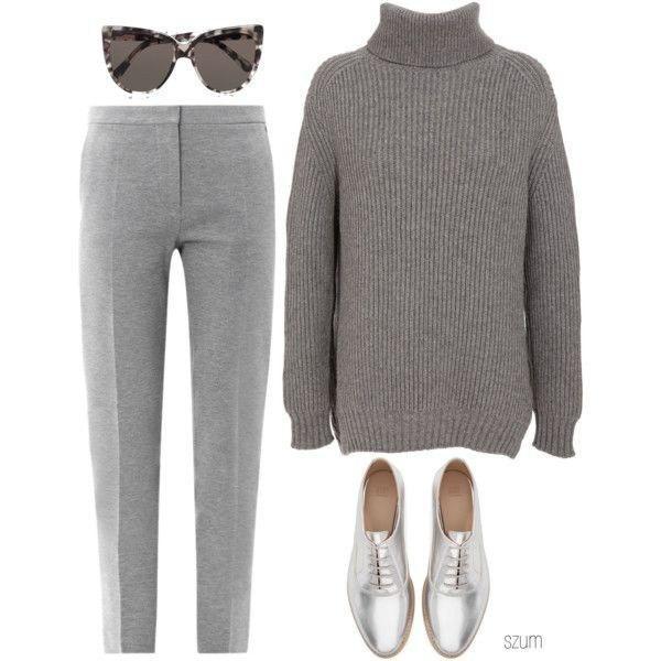 Нескучная классика: 12 способов, как носить строгие брюки и выглядеть ярко