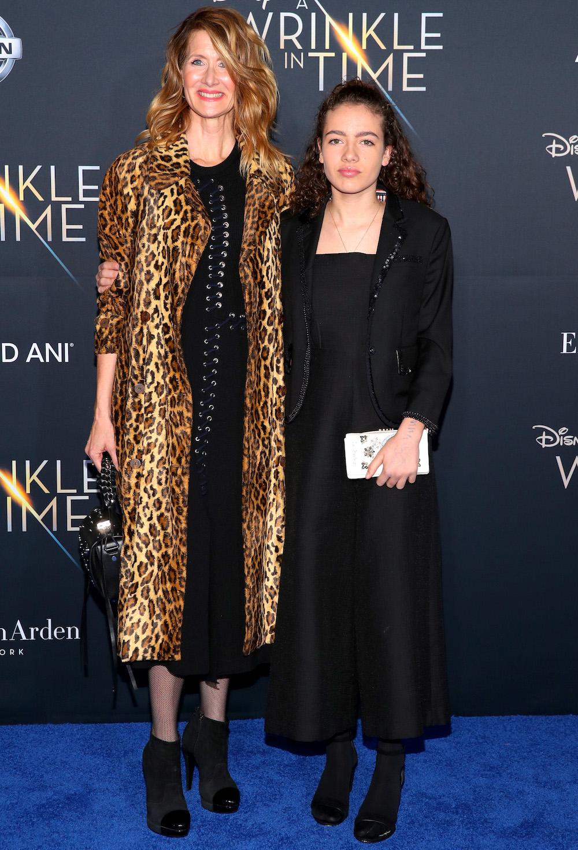 Как две капли: Риз Уизерспун с дочерью Авой Филипп на премьере Излом времени