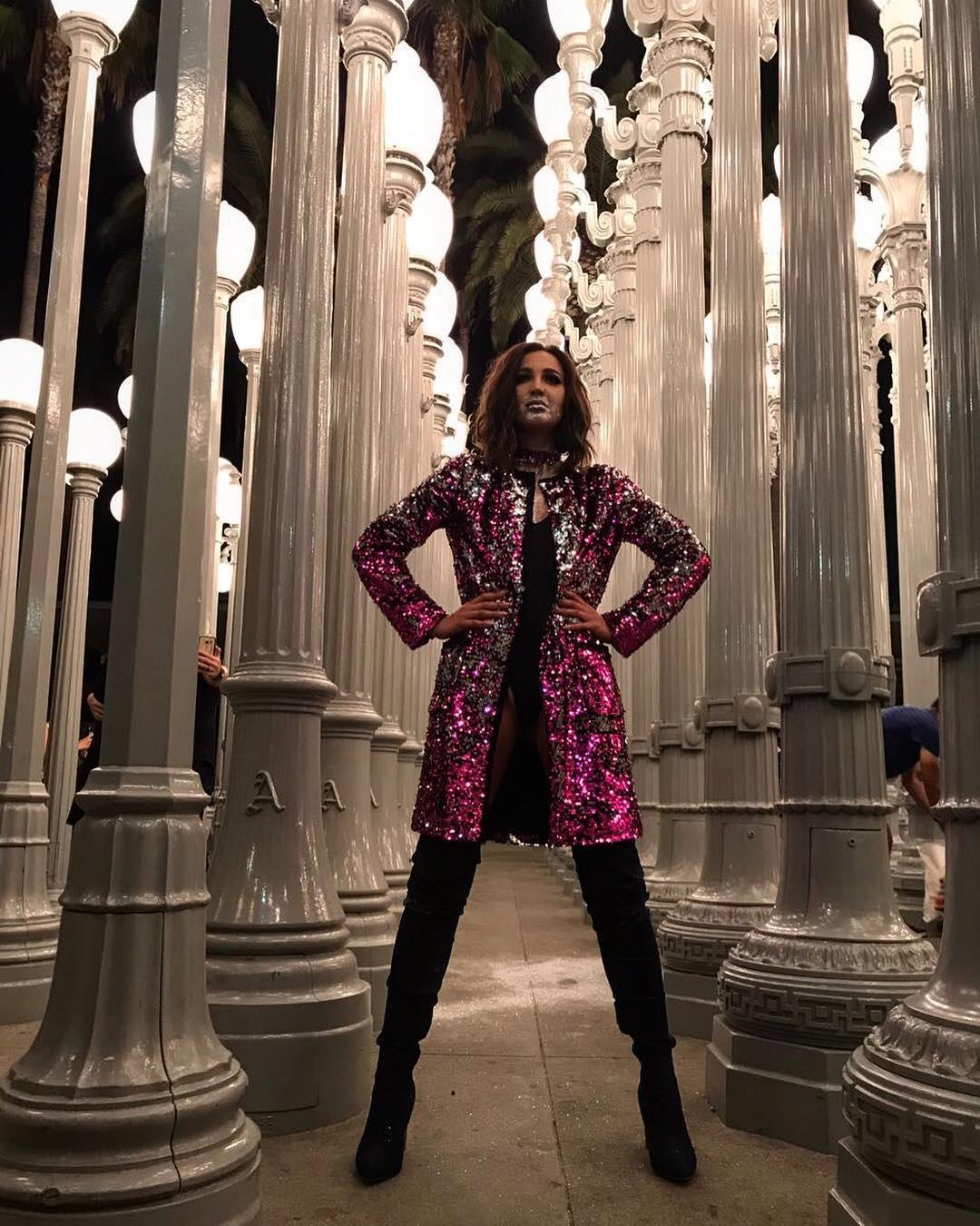 Счастливая семерка Ольги Бузовой: самые удачные образы звезды в Instagram
