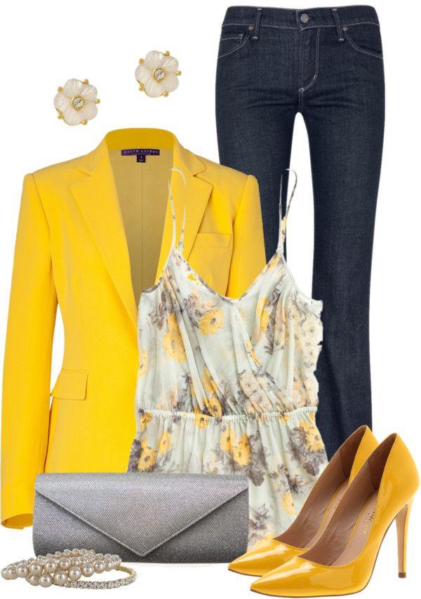 Солнечный друг: 13 идей с желтым цветом