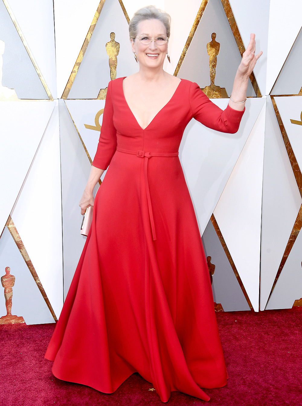 Годы им к лицу: Мэрил Стрип, Джейн Фонда и другие легенды кино на Oscar 2018