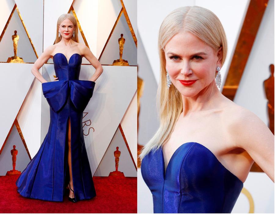 Пудра, блестки и гренадин: 17 звезд, которые попали в тренд на Oscar-2018