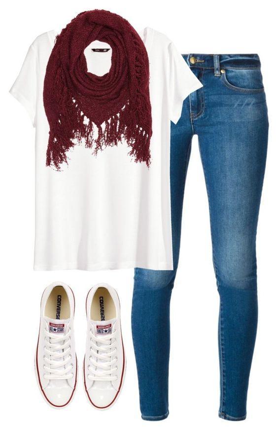 Старый-добрый тренд: 10 новых идей для образов с джинсами