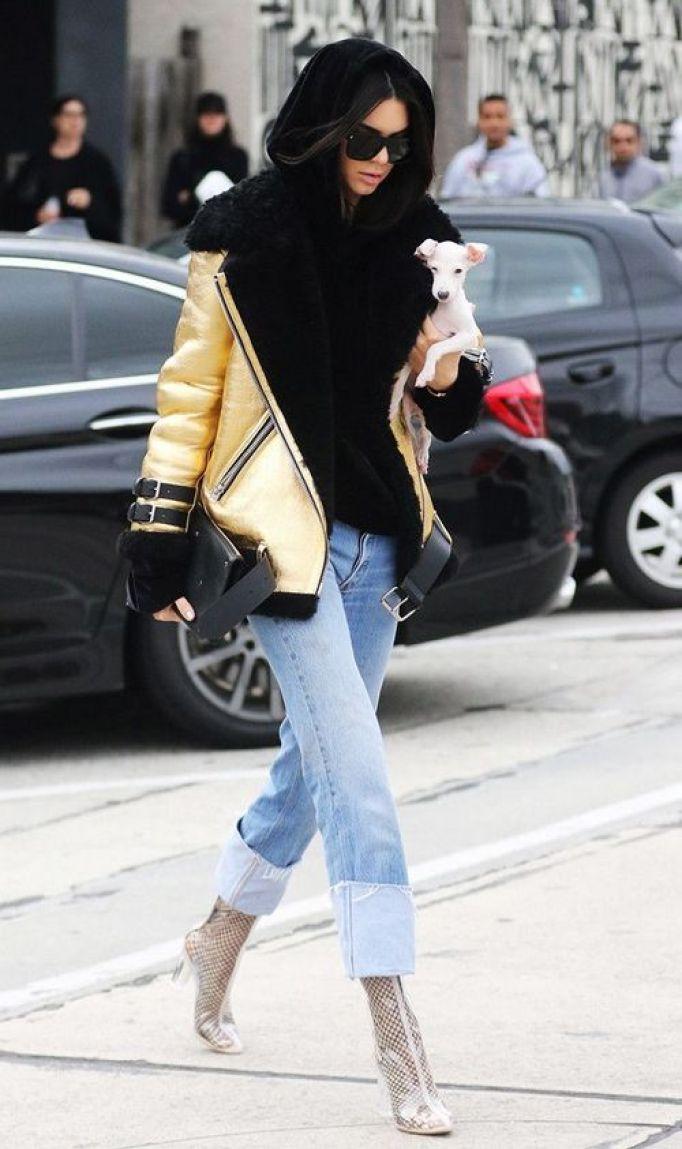 На льдинке: обувь с прозрачным каблуком — новый тренд весны 2018