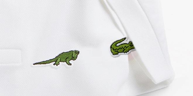 Lacoste больше не крокодил! И вот почему...