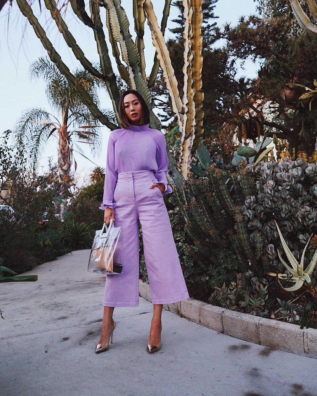 Когда широкие брюки — идут всем: инструкция по применению от 5 фешн-блогеров