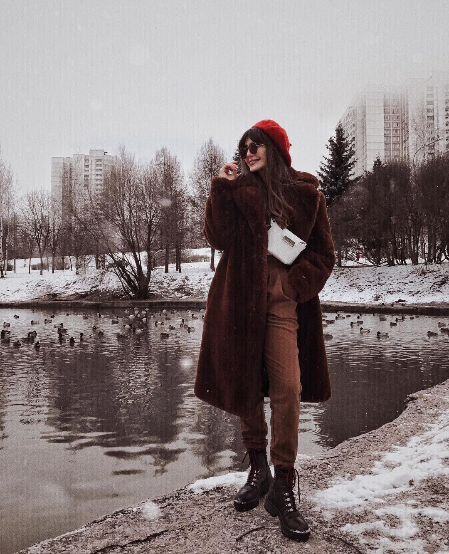 Что одеть в морозы: 4 instagram-блогера, которые знают толк в русских зимах