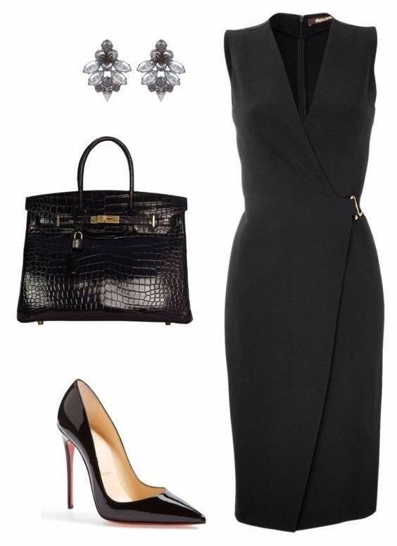 Леди в черном: 5 секретов маленького черного платья