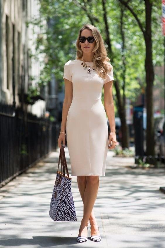 Время пришло: 6 веских причин носить платье-футляр