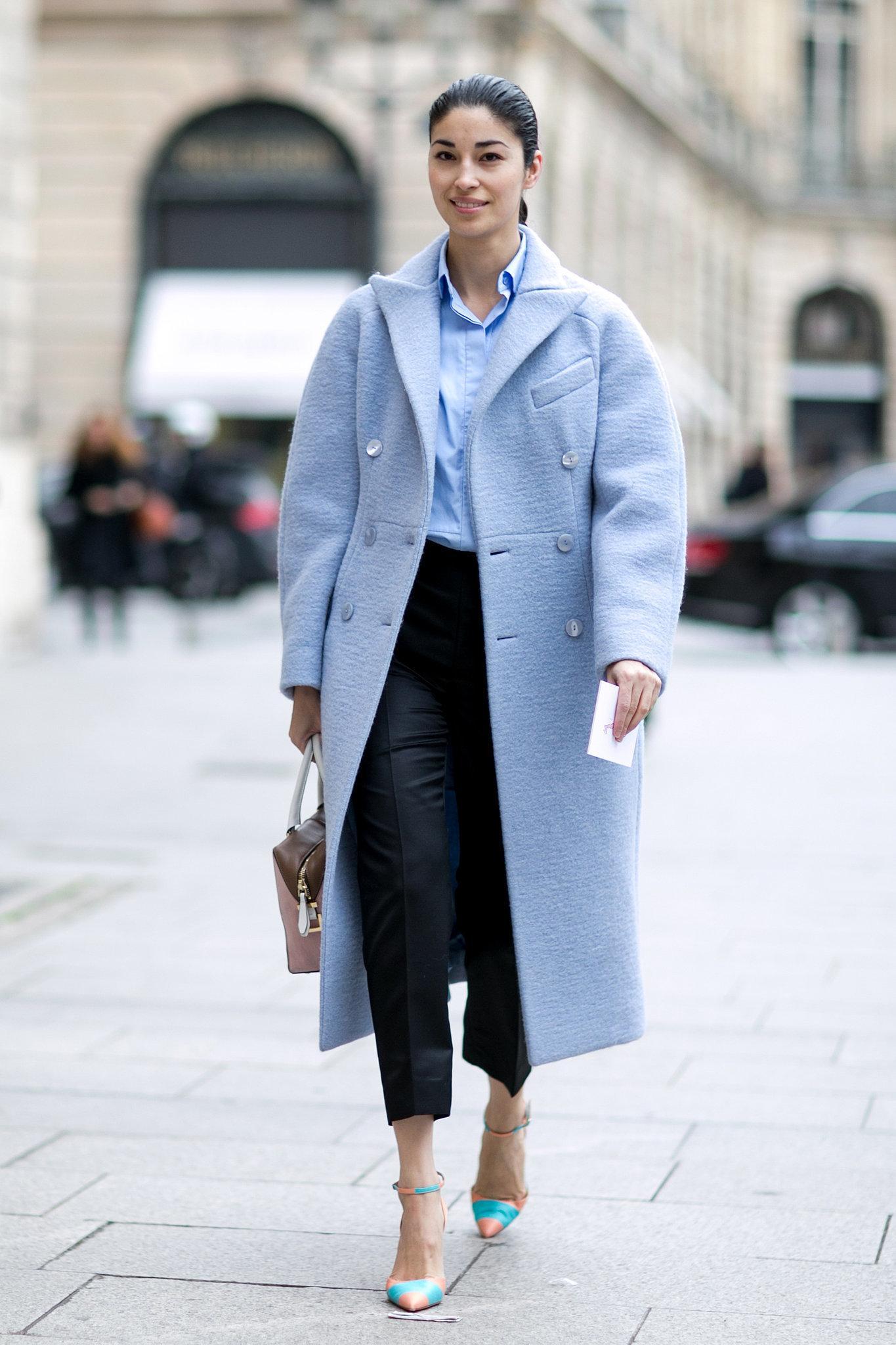 Непогода стилю — не помеха: 10 самых модных пальто этого сезона