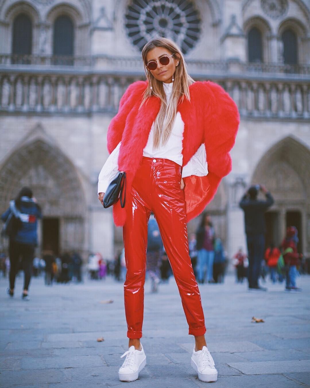 Фэшн-блоггер с амбициями: уличная мода в стиле Адрианы ГоЛима