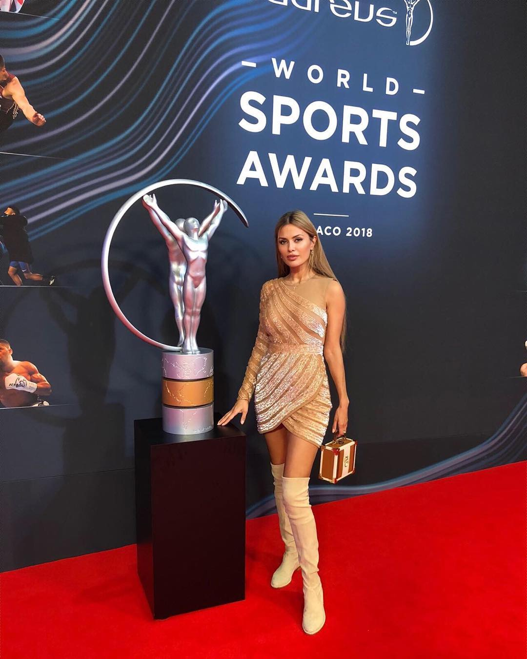 Неуместный образ — для спортивного мероприятия: Викторию Боню раскритиковали в соцсетях