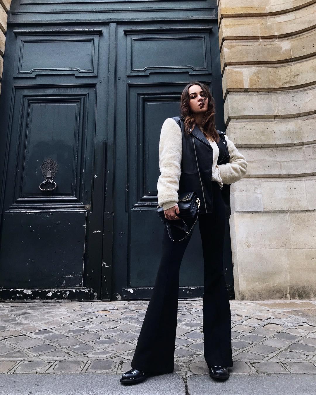 6 модных способов, как создать стильный образ с брюками с завышенной талией